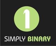 Simply Binary Logo - Entry #75
