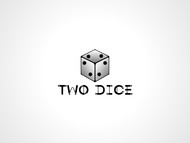 Two Dice Logo - Entry #5