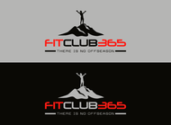 Fit Club 365 Logo - Entry #62