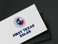 First Texas Solar Logo - Entry #138