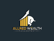 ALLRED WEALTH MANAGEMENT Logo - Entry #768