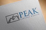 Peak Vantage Wealth Logo - Entry #1