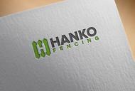 Hanko Fencing Logo - Entry #146