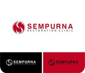 Sempurna Restoration Clinic Logo - Entry #108