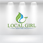 Local Girl Aesthetics Logo - Entry #13