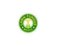 Lawn Fungus Medic Logo - Entry #38