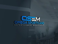 Omega Sports and Entertainment Management (OSEM) Logo - Entry #31