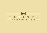 Cabinet Makeovers & More Logo - Entry #124