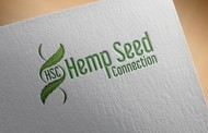 Hemp Seed Connection (HSC) Logo - Entry #187