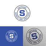 Sapphire Shades and Shutters Logo - Entry #129