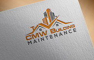 CMW Building Maintenance Logo - Entry #125