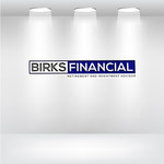Birks Financial Logo - Entry #182
