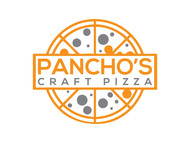 Pancho's Craft Pizza Logo - Entry #1