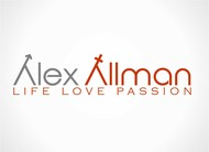 Alex Allman Logo - Entry #34
