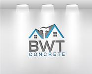 BWT Concrete Logo - Entry #283