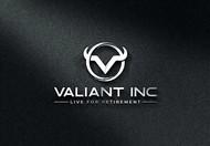 Valiant Inc. Logo - Entry #147