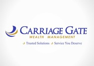 Carriage Gate Wealth Management Logo - Entry #96