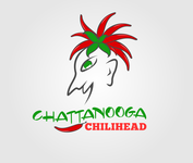 Chattanooga Chilihead Logo - Entry #4