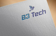 B3 Tech Logo - Entry #148