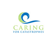 CARING FOR CATASTROPHES Logo - Entry #84