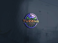 Tuzzins Beach Logo - Entry #175