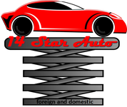 14 Star Auto Logo - Entry #50