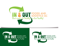 In & Out Foods and Logistics LLC Logo - Entry #19