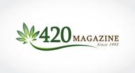 420 Magazine Logo Contest - Entry #52