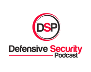 Defensive Security Podcast Logo - Entry #29