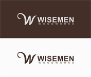 Wisemen Woodworks Logo - Entry #78