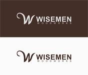 Wisemen Woodworks Logo - Entry #78