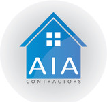 AIA CONTRACTORS Logo - Entry #123