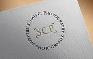 Sarah C. Photography Logo - Entry #9