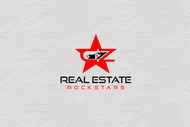 CZ Real Estate Rockstars Logo - Entry #147