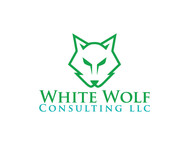 White Wolf Consulting (optional LLC) Logo - Entry #442