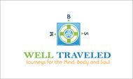 Well Traveled Logo - Entry #49