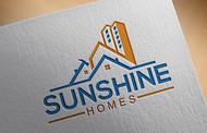 Sunshine Homes Logo - Entry #533