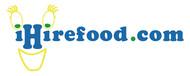 iHireFood.com Logo - Entry #17