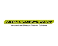 Joseph A. Cannova, CPA CFP Accounting & Financial Planning Solutions Logo - Entry #373