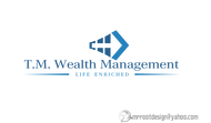 T.M. Wealth Management Logo - Entry #141
