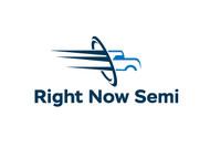 Right Now Semi Logo - Entry #94