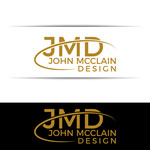 John McClain Design Logo - Entry #118