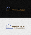 Property Wealth Management Logo - Entry #216