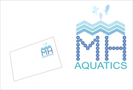 MH Aquatics Logo - Entry #102