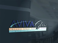 AVIVA Glow - Organic Spray Tan & Lash Logo - Entry #76