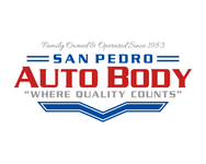 San Pedro Auto Body Logo - Entry #113