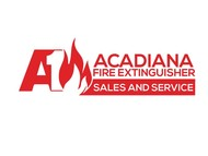 Acadiana Fire Extinguisher Sales and Service Logo - Entry #325