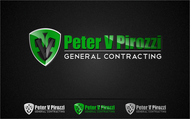 Peter V Pirozzi General Contracting Logo - Entry #103