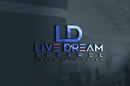 LiveDream Apparel Logo - Entry #387