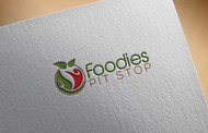 Foodies Pit Stop Logo - Entry #77